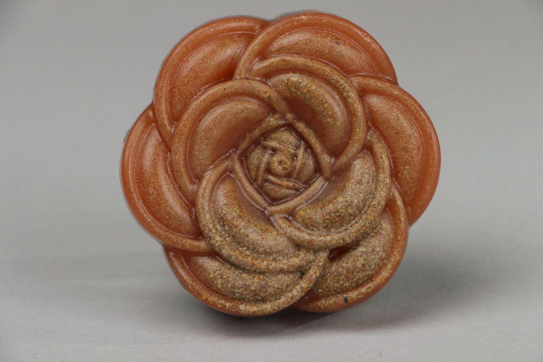 Gift soap Rose photo 1