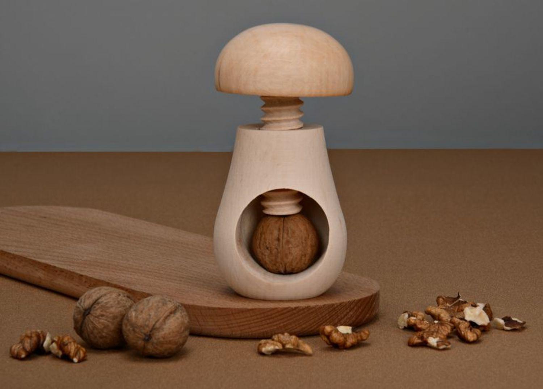 kitchen utensils Wooden nutcracker