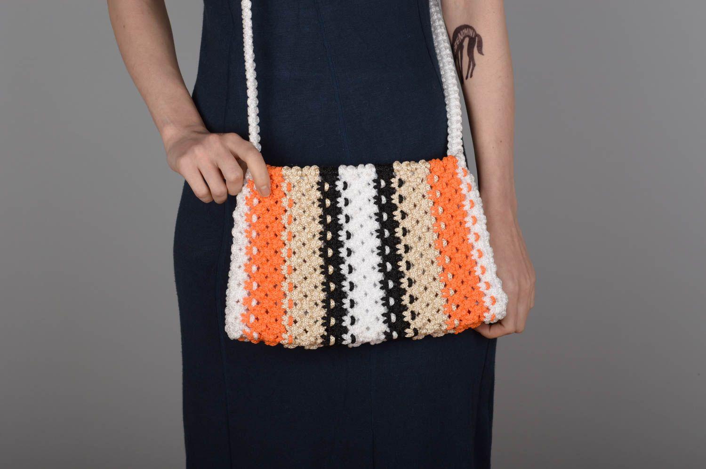 841013c34e7 Handmade bag fashion accessories designer accessories macrame bag ladies  bags