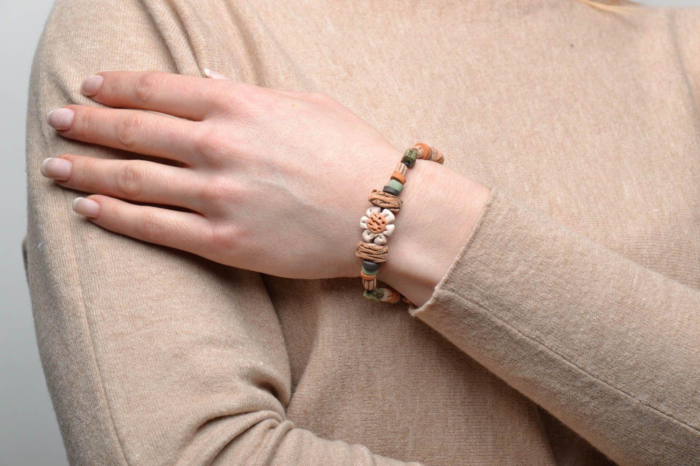 Ceramic bracelet photo 2