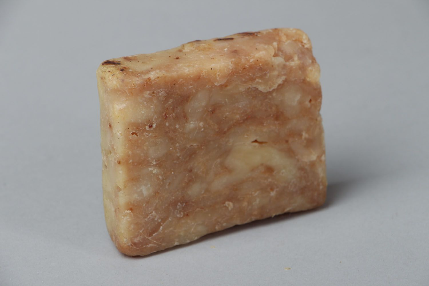 Soap with strawberry photo 1