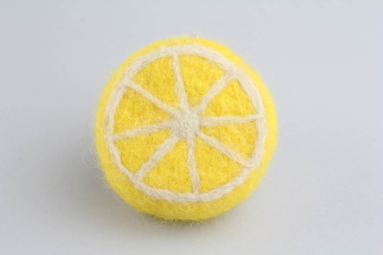 Loofah soap Lemon photo 1