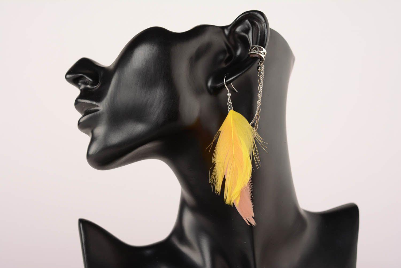 Handmade ear cuffs  photo 1