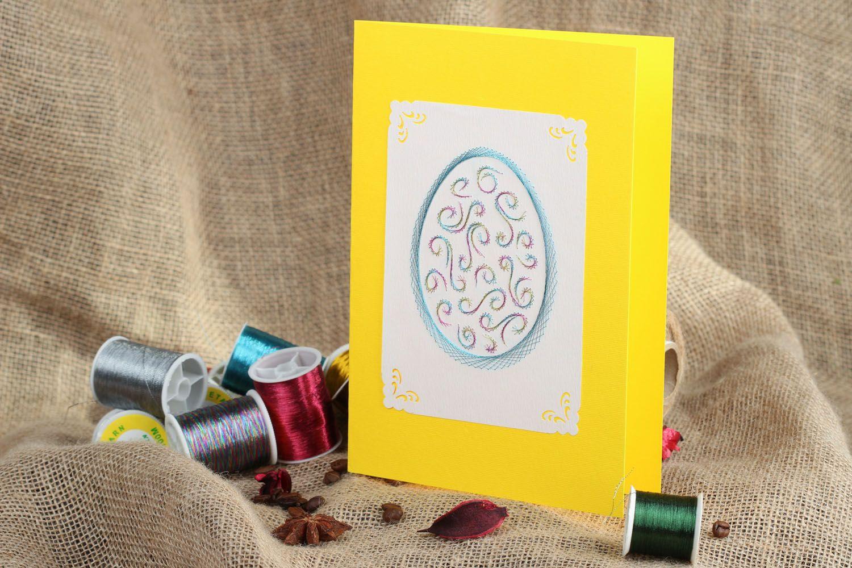 Izon postcard Easter photo 4