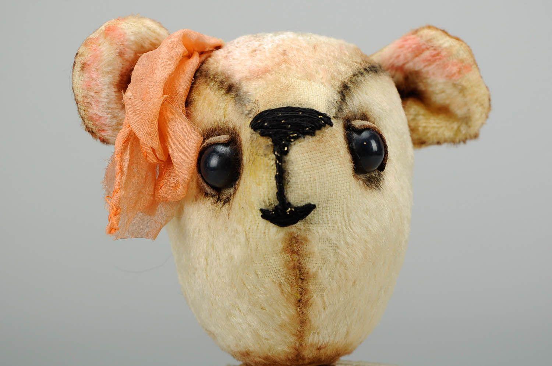Soft toy Bear Funtik photo 3