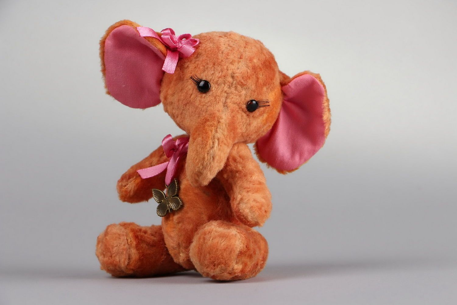 pillow toys Toy Elephant - MADEheart.com
