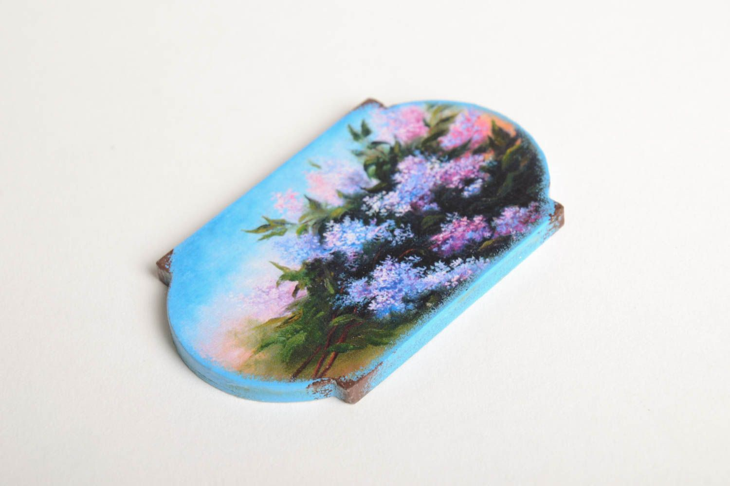 Unusual handmade fridge magnet kitchen supplies small gifts decorative use only photo 5