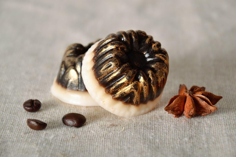 Handmade soap Arabica photo 2