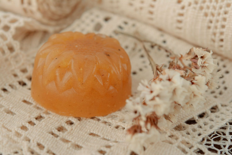 Pear soap photo 1