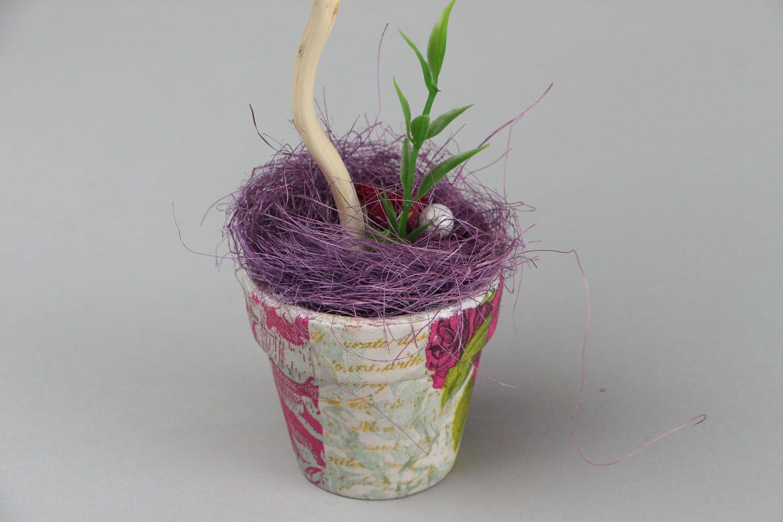 Homemade topiary Lilac photo 2