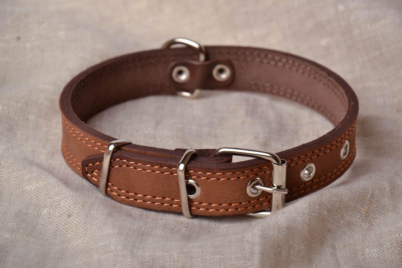 dog Collars Double dog collar - MADEheart.com