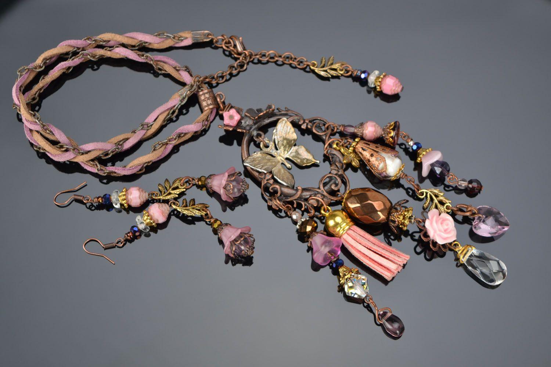 Set of handmade jewelry photo 1