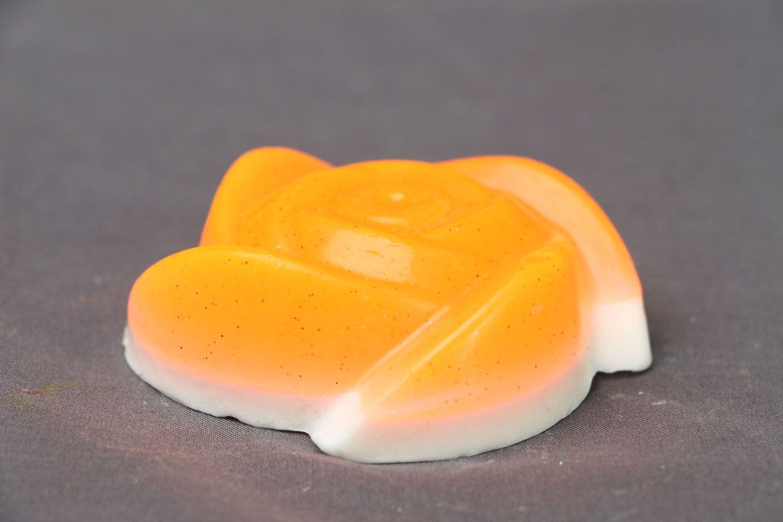 Handmade soap with cinnamon photo 2