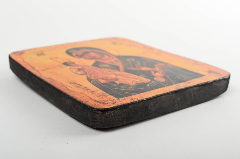 madeheart tableau religieux fait main ic nes religieuses objet religieux en bois. Black Bedroom Furniture Sets. Home Design Ideas