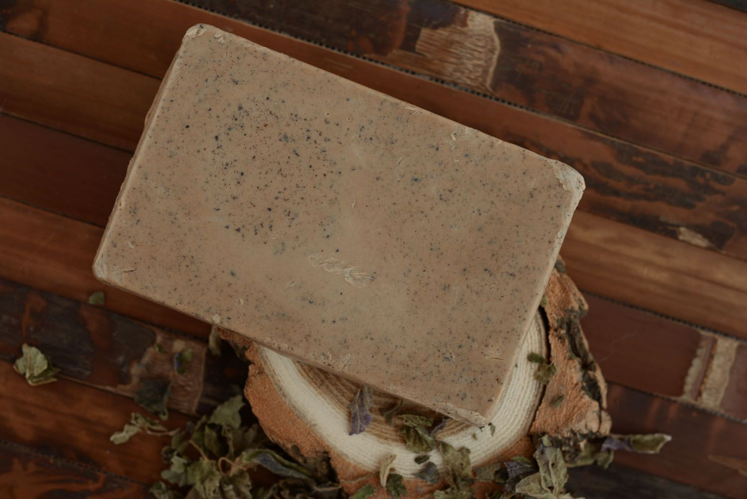 Natural soap Coffee photo 2