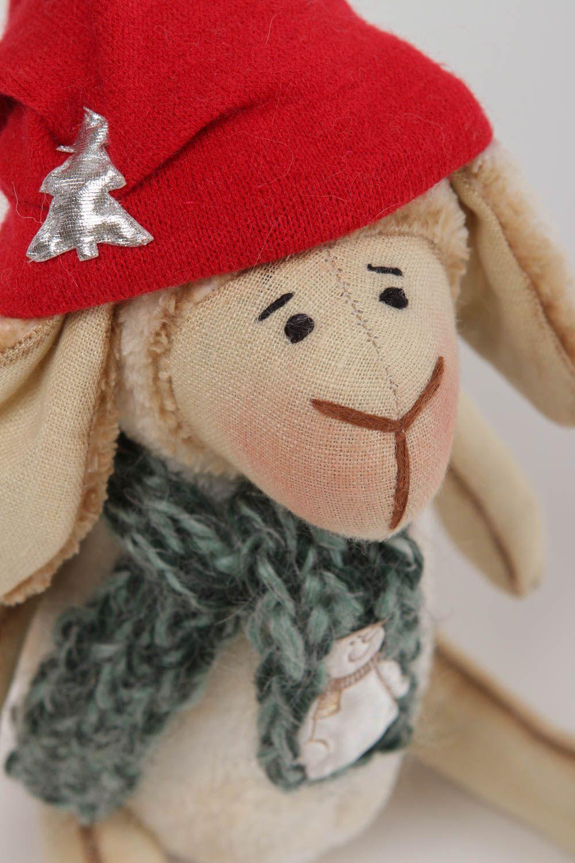 Handmade designer plush toy stylish interior decoration cute textile toy photo 3