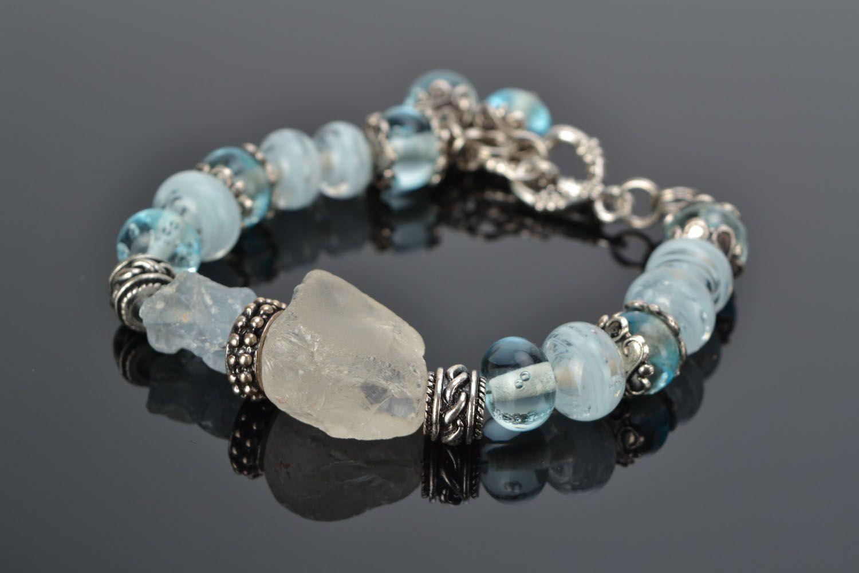 Rhinestone bracelet  photo 2