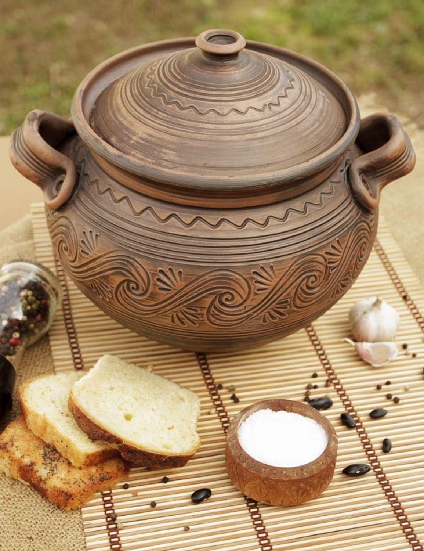 Clay pot photo 1