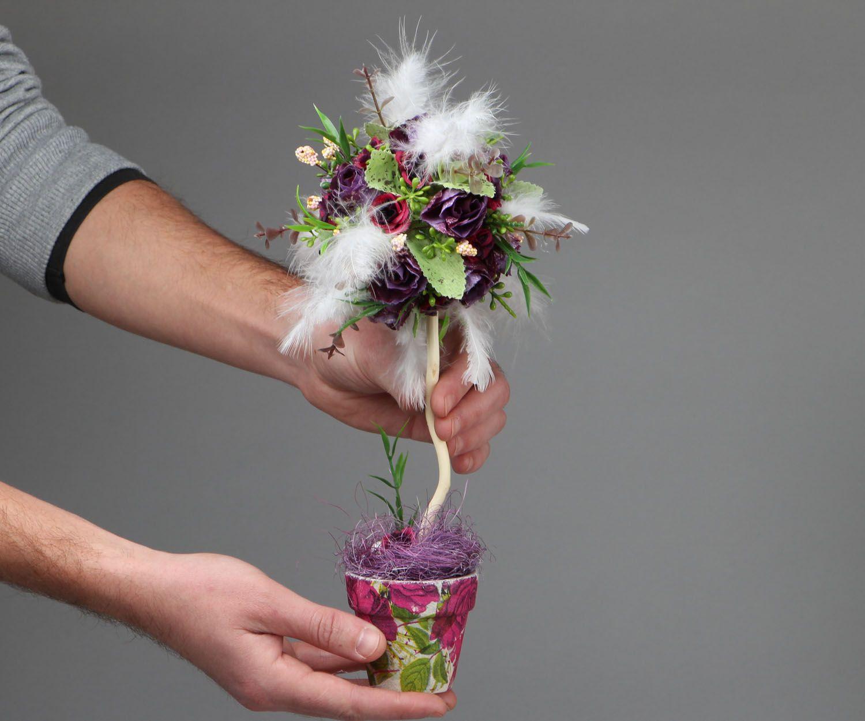 Homemade topiary Lilac photo 3