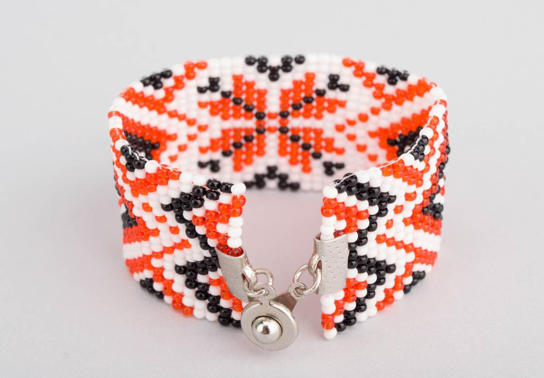 Beaded bracelet handmade bracelet designer jewelry women accessories cool gifts photo 5