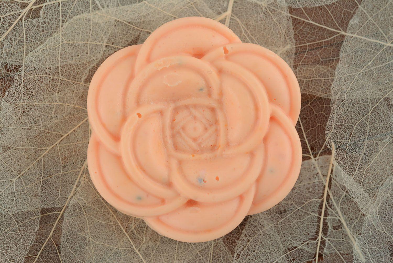 Orange soap photo 3