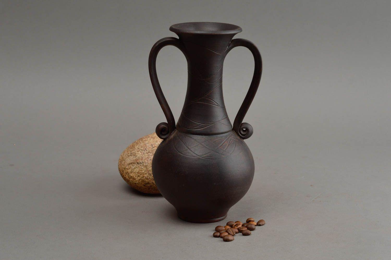 Madeheart unusual handmade ceramic vase stylish clay flower vase vases unusual handmade ceramic vase stylish clay flower vase pottery art works madeheart reviewsmspy
