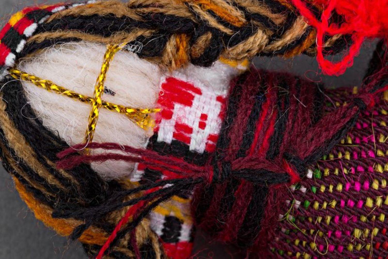 Ethnic motanka doll photo 4