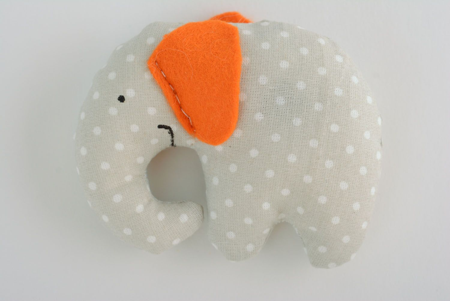 Flavored soft toy Elephant photo 1