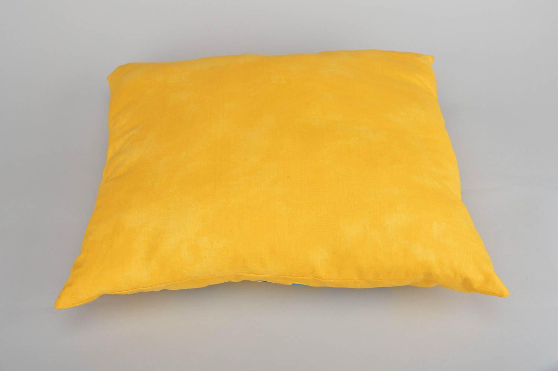 madeheart gt coussin de canape en coton fait main jaune With tapis jaune avec canapé en coton