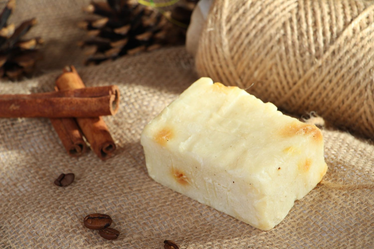 Natural soap with menthol photo 5