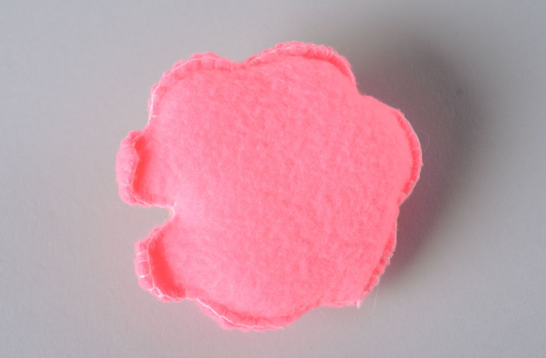 Soft fabric toy Pink Sheep photo 5