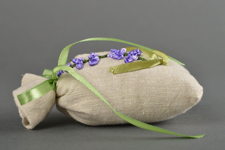 Handmade sachet bag small embroidered bag for aroma sachet decorative use only photo 3