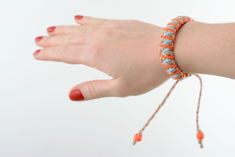 Children friendship bracelet photo 5