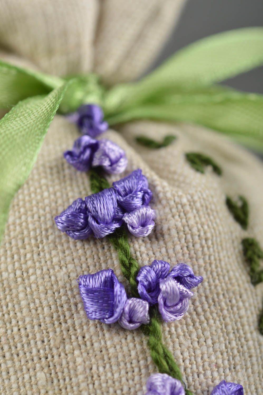 Handmade sachet bag small embroidered bag for aroma sachet decorative use only photo 2