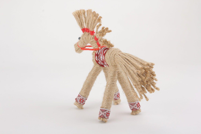 Slavic amulet Horse photo 3
