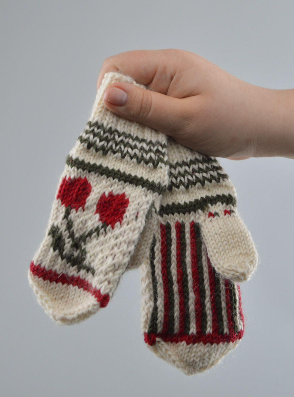 Планета вязания вязание варежек