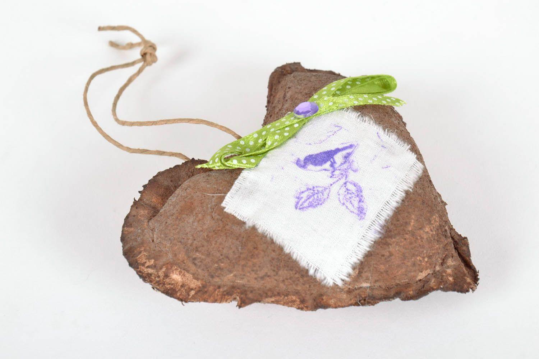 Interior pendant with aroma Chocolate Heart photo 2