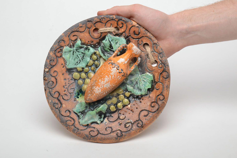 переживать, керамические панно картинки времени татьяна
