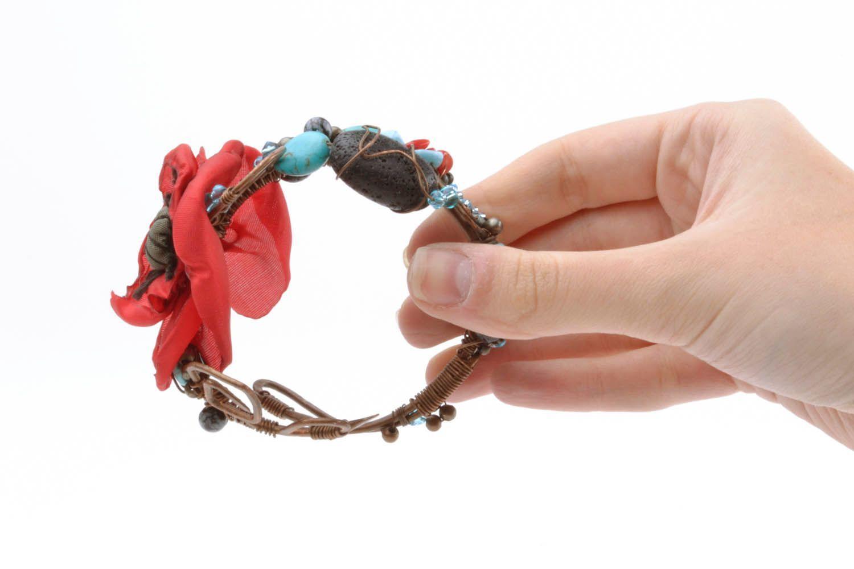 Copper bracelet Nicely photo 4