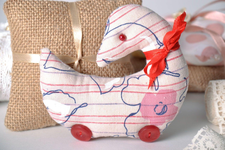 Handmade soft toy  photo 1