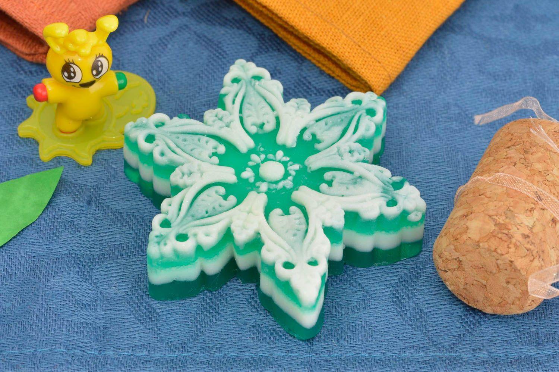 Handmade cosmetics fragrant natural soap homemade soap for women natural soap photo 1