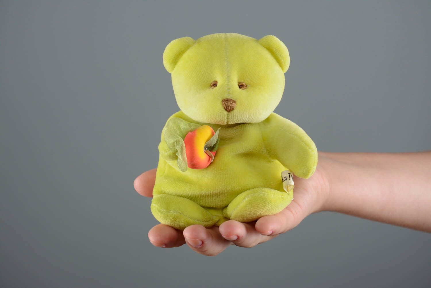 Flavored soft toy Antistress photo 2