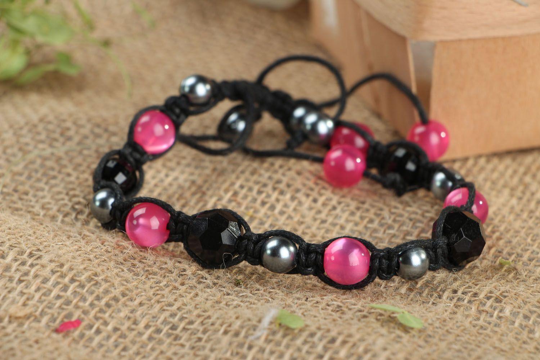 Beaded bracelet photo 5