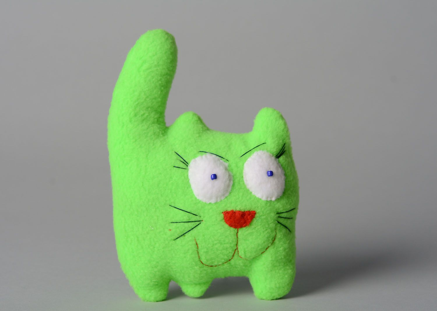 Textile toy Sly Cat photo 1