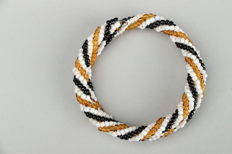 beaded bracelets Wire bracelet - MADEheart.com