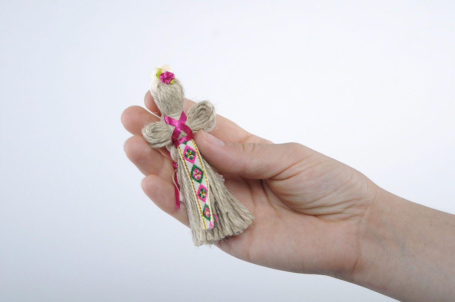 Ethnic wishes doll photo 2