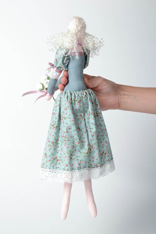 Textile interior doll Lavender Fairy photo 5