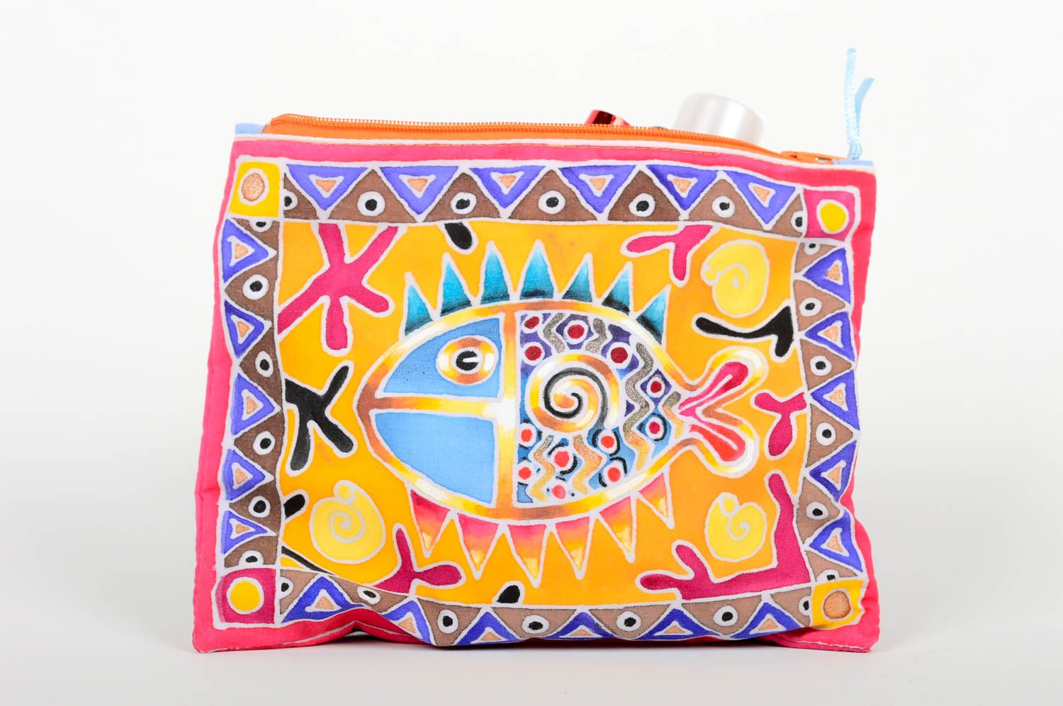 Beauty bags Cosmetic bags makeup bags train cases handmade women bag beautiful case - MADEheart.com