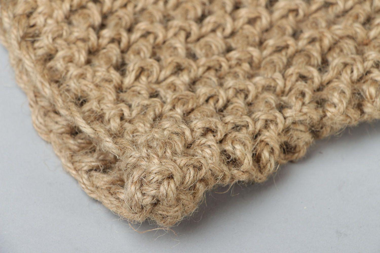 bath accessories Crochet body scrubber - MADEheart.com