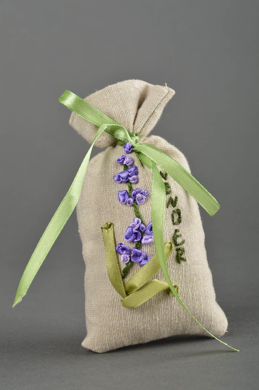 Handmade sachet bag small embroidered bag for aroma sachet decorative use only photo 4